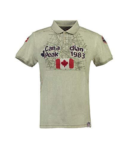 Canadian Peak - Polo - para Hombre Beige XL