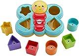 Sei forme colorate facili da afferrare e distinguere Mettere i blocchi nelle loro aperture scegliendo la forma giusta aiuta il bambino a sviluppare le capacità di ragionamento e la risoluzione dei problemi, così come le capacità motorie complesse Un ...