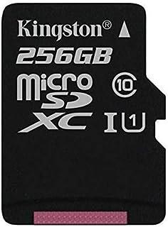 SanFlash Kingston React MicroSDXC AT&T Cingular Flip M3620 SDアダプター付き (100MB/s Kingstonに対応)