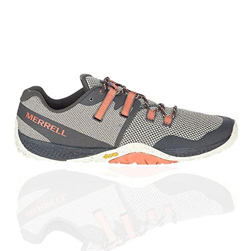 Merrell mens Trail Glove 6 Sneaker, Beluga, 12 US