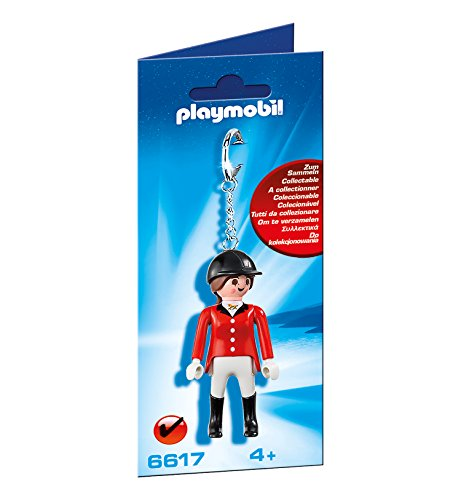 PLAYMOBIL - Llavero amazona (66170)
