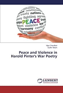 Peace and Violence in Harold Pinter's War Poetry