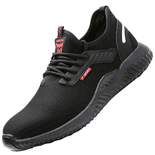 Zapatos de Seguridad Obra Para Hombre