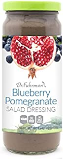 Dr. Fuhrman's Blueberry Pomegranate Salad Dressing