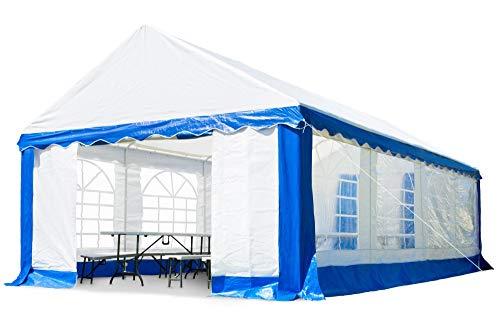 Garden Point Bayern Party Zelt 4 x 8 m | Perfektes Zelt für Party im Freien