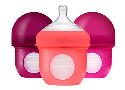 Product Image of the Boon Nursh Silicone Pouch Bottle