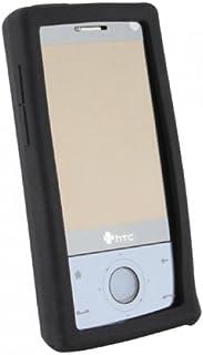 ワイヤレス Xcessories シリコンスリーブ ベルトクリップなし HTC Touch Diamond用 ブラック