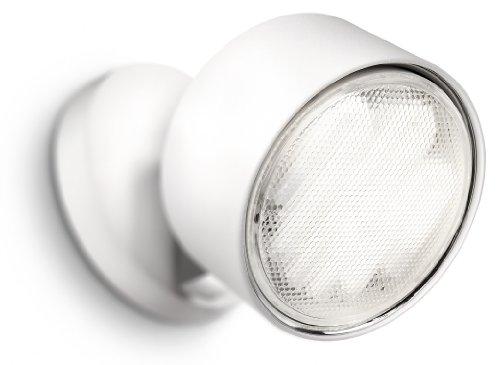 Philips 57940/31/16 Applique murale Ecomoods avec ampoule GX53 Blanc