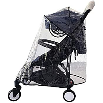 Universal Baby Stroller Dust Insect Wind Storm Rain Cover Protector Pram YI