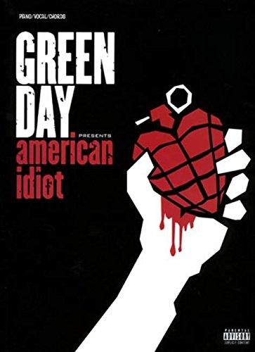 Green Day: American Idiot (PVG). Für Klavier, Gesang & Gitarre(mit Griffbildern)