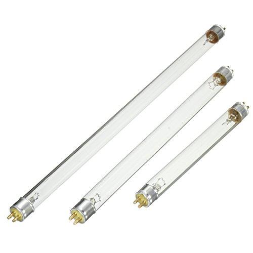 MJJEsports 4W/6W/8W UV-C Desinfecta Lámpara De Desinfección Tubo Esterilizador Bombilla T5-8W