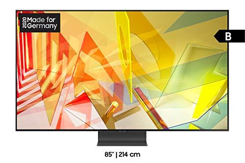 Samsung QLED 4K Q95T 85 Zoll (GQ85Q95TGTXZG) Quantum Prozessor 4K, Direct Full Array, Quantum HDR 2000