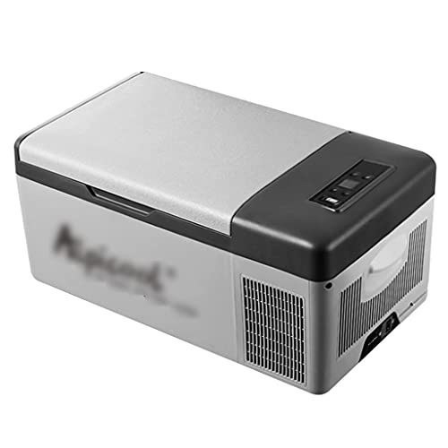 Frigoríficos mini Refrigerador para automóvil refrigerador pequeño para automóvil refrigerador de Doble Uso para automóvil y hogar refrigerador refrigerante congelador