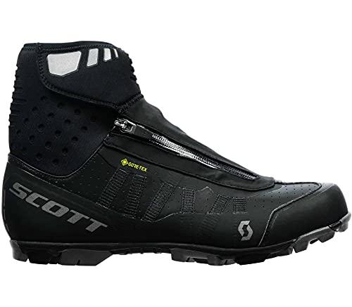 Scott Zapatillas de ciclismo MTB Heater Gore-Tex Reflective 2022 (talla 47), color negro