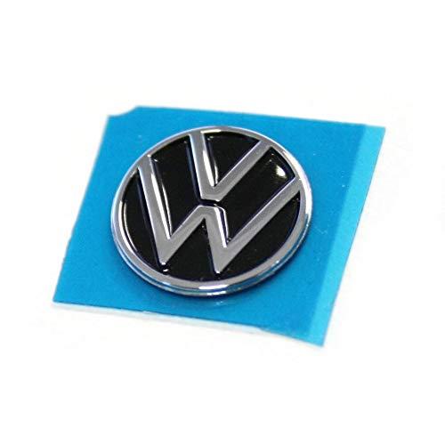 Volkswagen 3G08378912ZZ Emblem Zeichen VW Logo Autoschlüssel Zündschlüssel Plakette 10mm