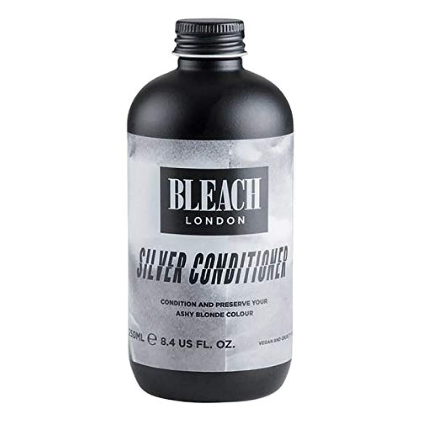 オペレーター熟達ロータリー[Bleach London ] 漂白ロンドン銀コンディショナー250Ml - Bleach London Silver Conditioner 250ml [並行輸入品]