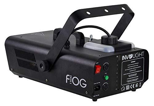 Involight FOG 1500 Nebelmaschinen Set Erfahrungen & Preisvergleich