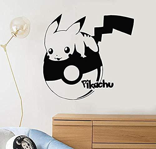 petit un compact YFKSLAY Wall Sticker Wall Sticker Bande Dessinée Vinyle Décoration De La Maison Pépinière…