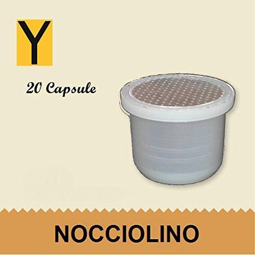 20 capsule compatibili Uno System NOCCIOLINO