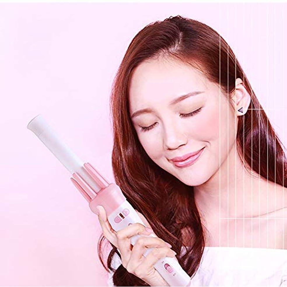 WTYD 美容ヘアツール セラミック自動ヘアカーラーアイロンヘアスタイリングツール