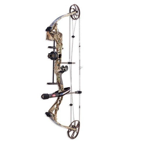 Diamond by Bowtech Core 40-70# 25'-30# Right Hand Compound Bow Package