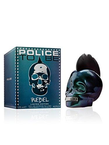 Police To Be Rebel Eau de Toilette Spray für Herren, 125ml