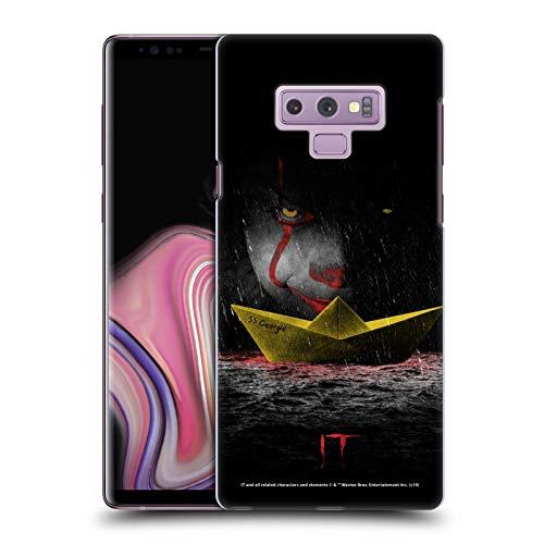 Head Case Designs Licenza Ufficiale IT Movie Pennywise 2 Grafiche Cover Dura per Parte Posteriore Compatibile con Samsung Galaxy Note9 / Note 9