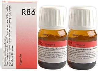 2 x Dr.Reckeweg R86 Low Blood Sugar Drops, Original German formula assist in healthy glucose level. Regulates blood sugar ...
