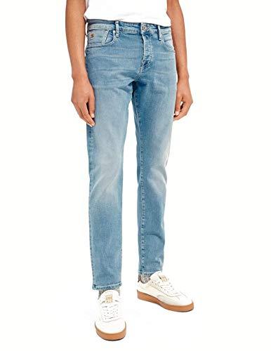 Scotch & Soda Herren Ralston - Recycled Cotton Jeans, 3958 Blauw Trace, 33W / 34L