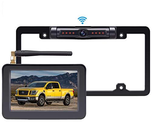 Yakry Y26 HD 1080P Digital Wireless Backup Camera...