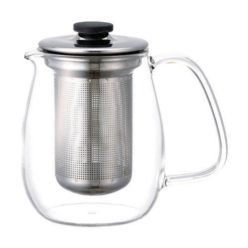 Kinto UNITEA Stainless Steel Tea Pot Set Large
