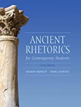 Ancient Rhetoric for Contemporary Students with MyLab Writing -- Access Card Package (5th Edition)