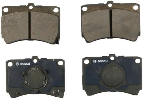Bosch Max 57% OFF BP319 QuietCast Premium Semi-Metallic Oakland Mall Pad F Brake Disc Set