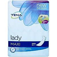 Tena - Lady Maxi - Compresas - 12 compresas