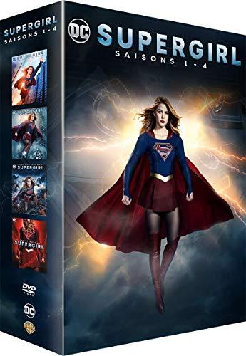 Supergirl-Saisons 1-4