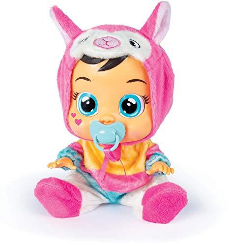 Boneca CRY BABIES LENA - Cry Babies Lhama Lena