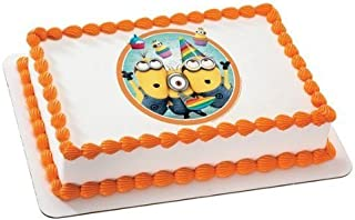 minion birthday cake images