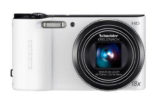 Samsung WB 150 Fotocamera compatta 14.2MP 1 2.3  CCD 4320 x 3240Pixel Bianco