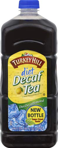 Turkey Hill Diet Decaffeinated Tea, 64 Ounce