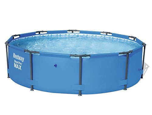 Bestway 56406 - Piscina Desmontable Tubular Steel Pro Max