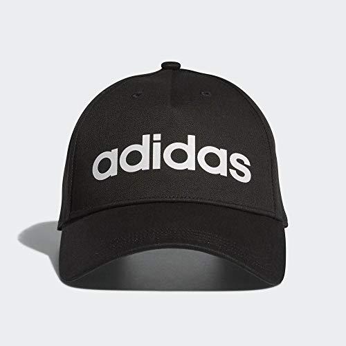 adidas Daily cap Dm6178, Cappellopello Unisex - Adulto, Nero (Black Dm6178), Taglia Unica