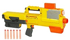 includes flip clip refill - 2 clips, flip clip connector, 12 clip system darts