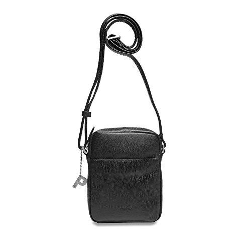 Picard, Damentaschen aus Leder, in der Farbe Schwarz, aus der Serie Milano, 9319443001, Einheitsgröße