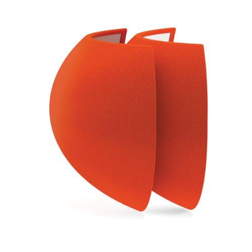 Pure Gitter Sensia 200D Lautsprecherabdeckung orange