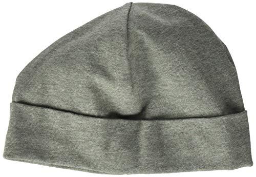 Döll Topfmütze Jersey Bonnet, Vert (Petrol Melange|Green 8478), 47 Mixte bébé