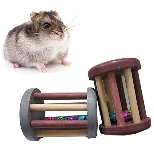 KUOZEN Hamster Spielzeug Hasen Spielzeug Hamster käfig Hamster Kaninchen Spielzeug langeweile Breaker Hamster Klettern Spielzeug Kaninchen Spielzeug