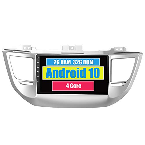 RoverOne Android 7.1 Système Voiture GPS Navigation Pour Hyundai Tucson IX35 2016 2017 avec Autoradio Radio Stéréo Bluetooth HDMI MirrorLink Quad Core Système Multimédia
