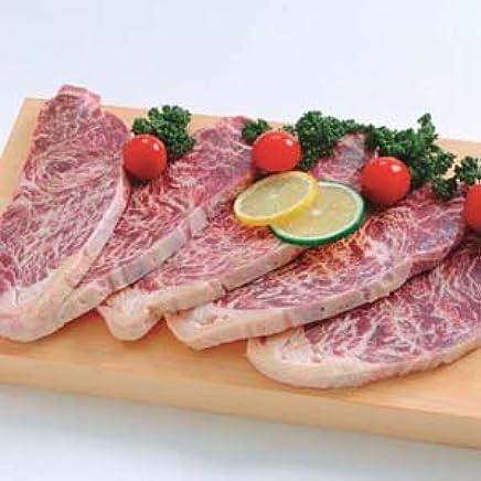 牛サーロインステーキ (脂肪注入成型肉) 150g×5枚(mk)(147562)