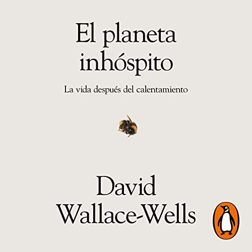 El planeta inhóspito [The Inhospitable Planet] cover art
