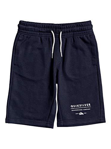 Quiksilver™ Easy Day - Short molletonné - Garçon 8-16 Ans - Bleu (Navy Blazer), XS